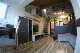 Реконструкция на апартамент