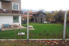 Ограда и веранда
