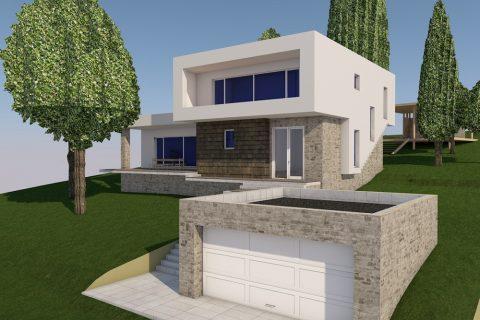 Проектиране на къща