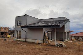 Проектиране и строителство на сглобяема къща