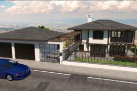 Груб строеж на къща